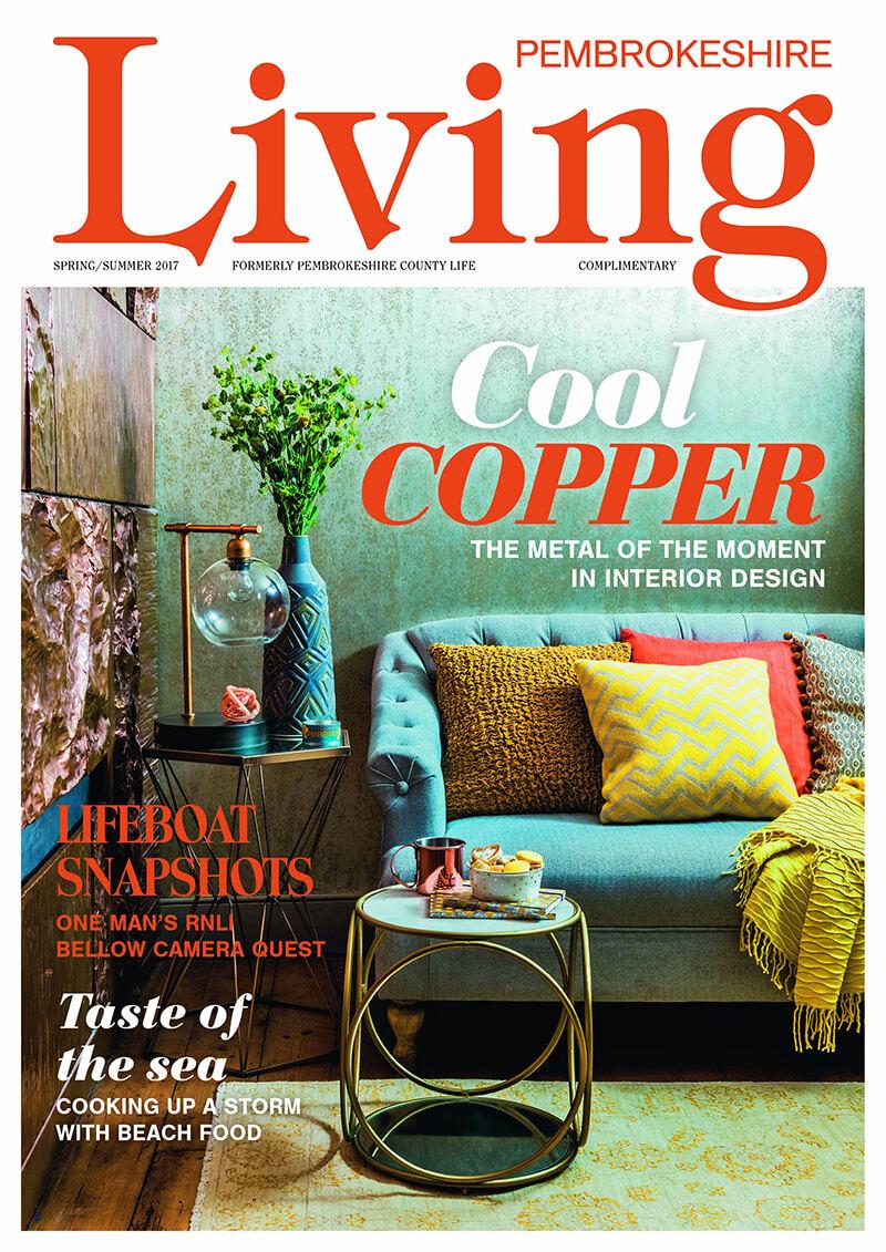 Living In Magazine living magazine